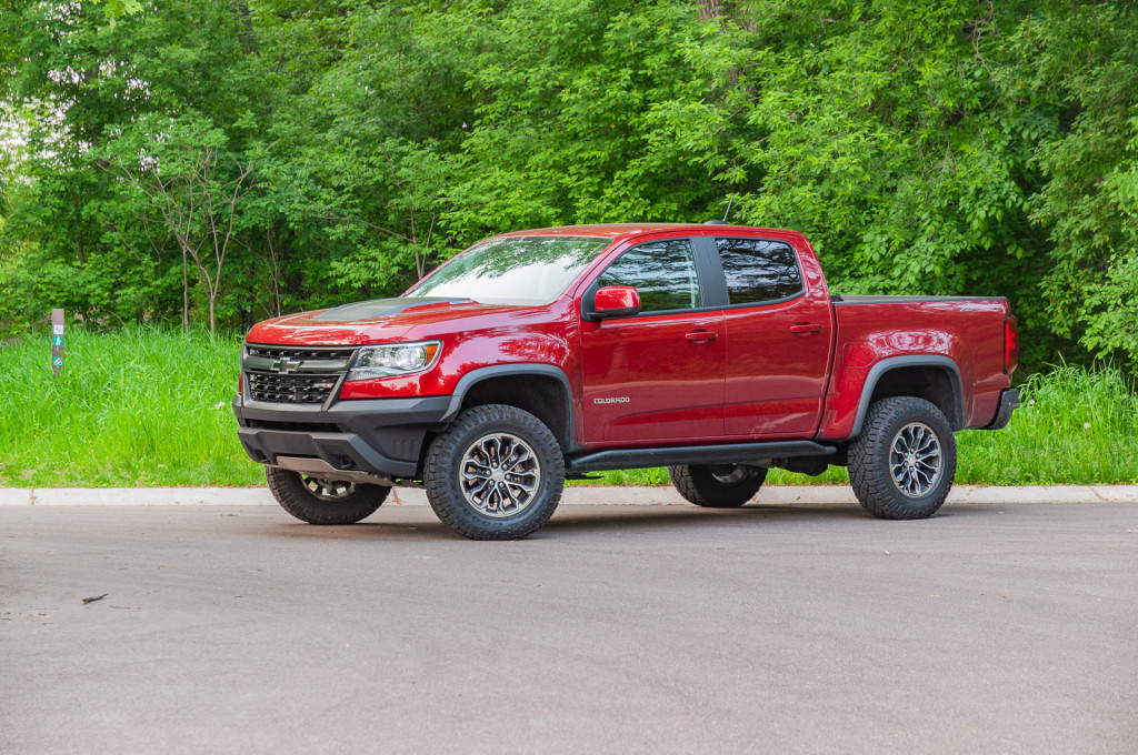 Review update: The 2019 Chevrolet Colorado ZR2 can tackle the concrete jungle