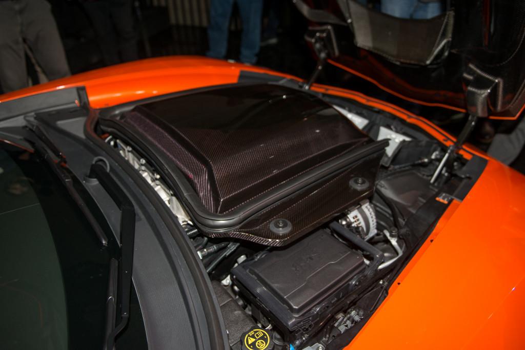 2019 Chevrolet Corvette ZR1 clocked at 212 MPH