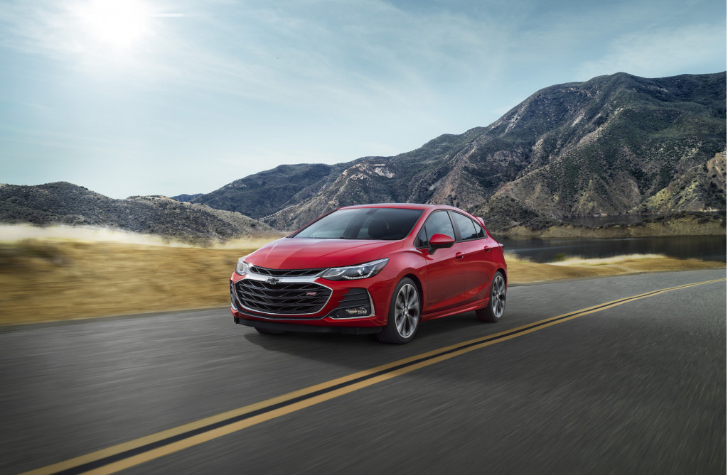 2019 Chevrolet Cruze Chevy Review Ratings Specs Prices And