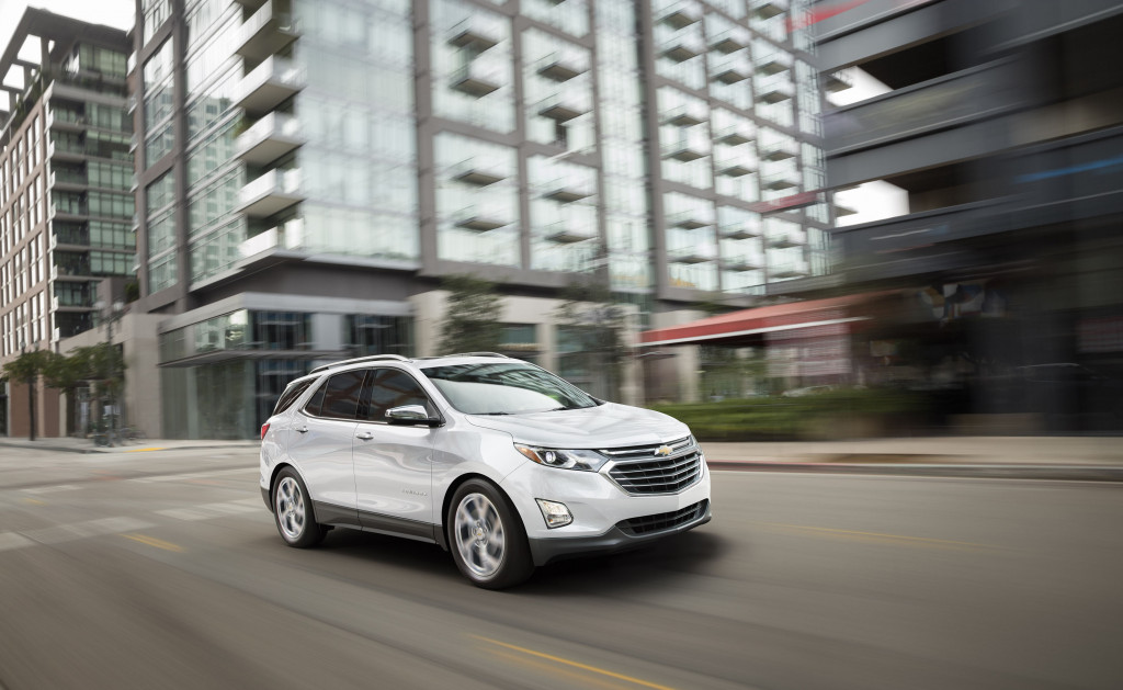 Chevy shelves slow-selling diesel Equinox model for 2020