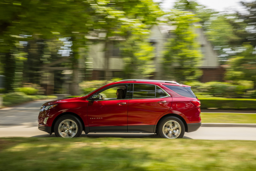 IIHS: Automatic emergency braking reduces crashes in GM vehicles