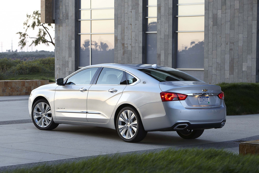2019 Chevrolet Impala, Cadillac CT6 sedans get brief stay of execution