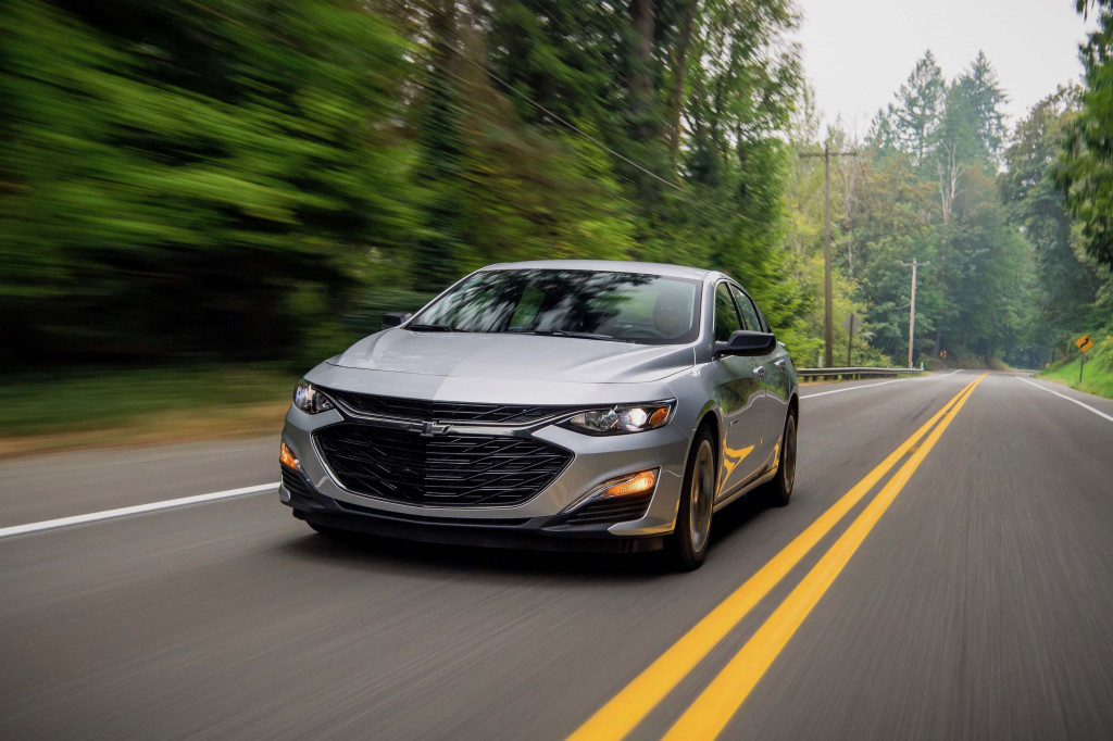2019 Chevrolet Malibu Chevy Review Ratings Specs Prices