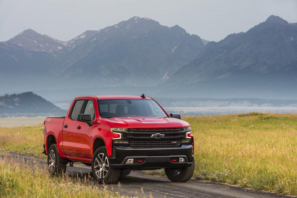 2019 Chevrolet Silverado first drive: American workhorse