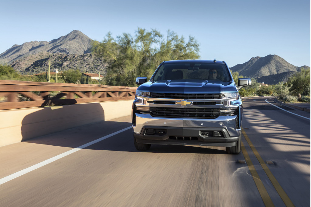 2019 Chevrolet Silverado, GMC Sierra score four-star NHTSA crash-test rating