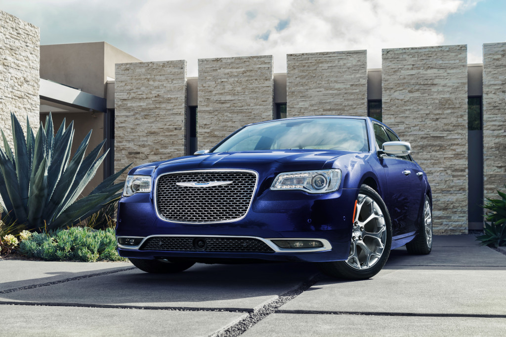 Chrysler 300 to gain SRT Apperance Package
