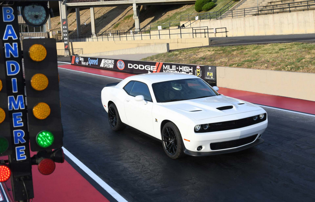 2019 Dodge Challenger R/T Scat Pack 1320 is rarer than a Demon