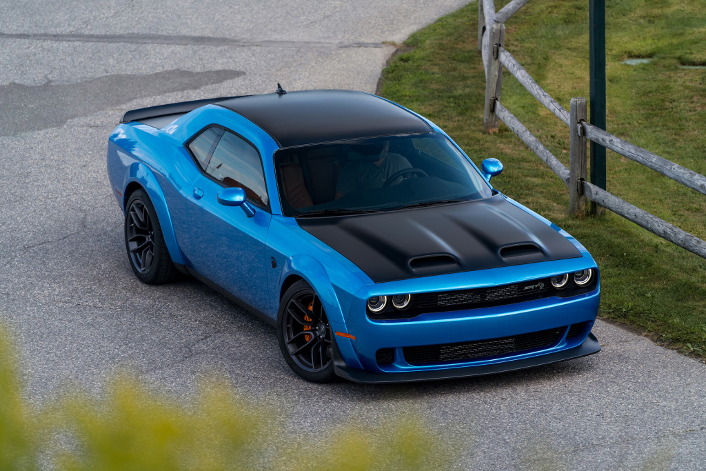 2020 Dodge Charger To Get Challenger S Wide Body Option Best Tech Magazine Tech News