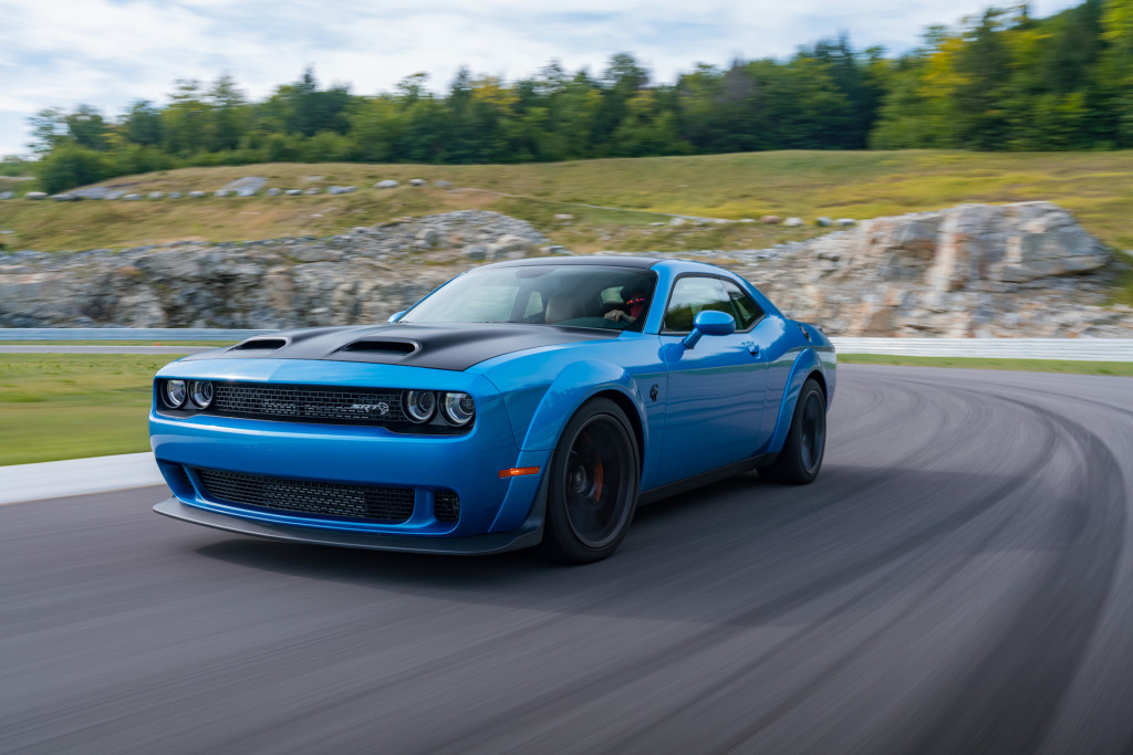 2019 Dodge Challenger Srt Hellcat Redeye First Drive Review Demon Spawn