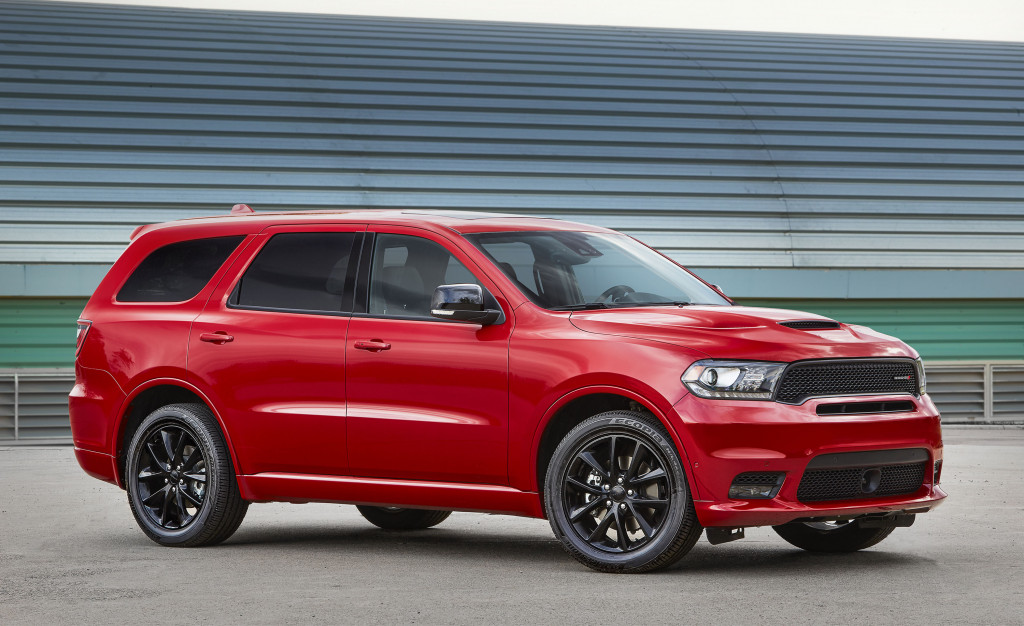 2019 Dodge Durango Review Ratings Specs Prices And Photos The Car Connection