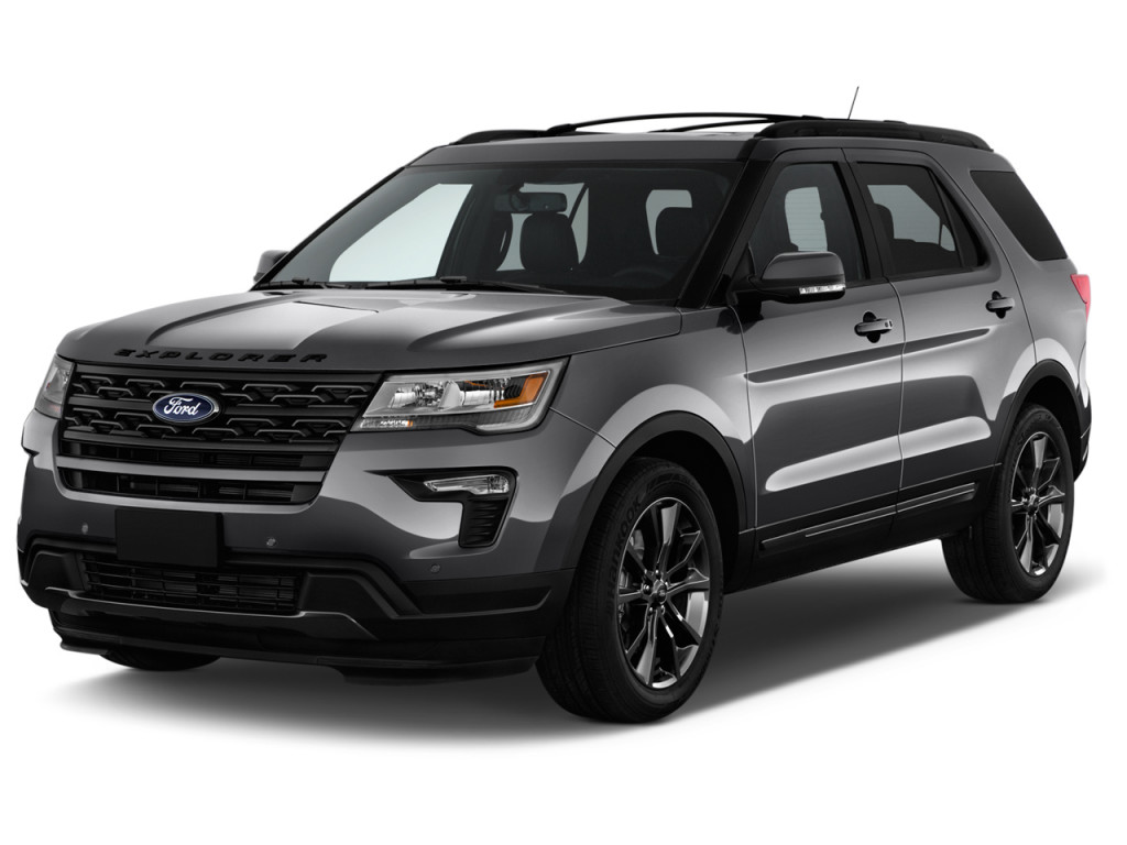 2019 Ford Explorer Review, Ratings, Specs, Prices, and