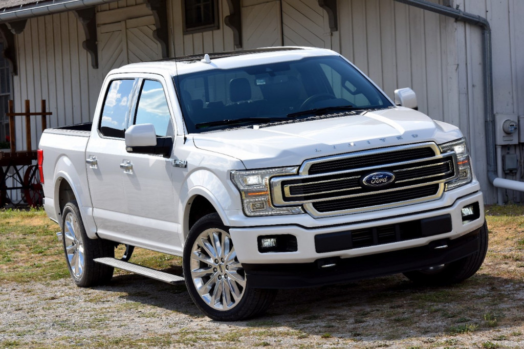 ford  series pickup trucks recalled  fire risk