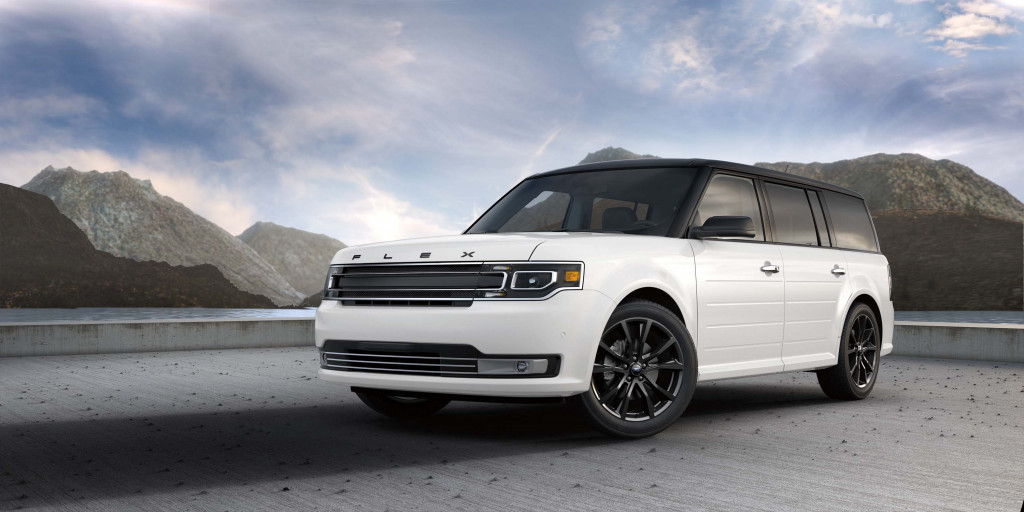 The Ford Flex is dead