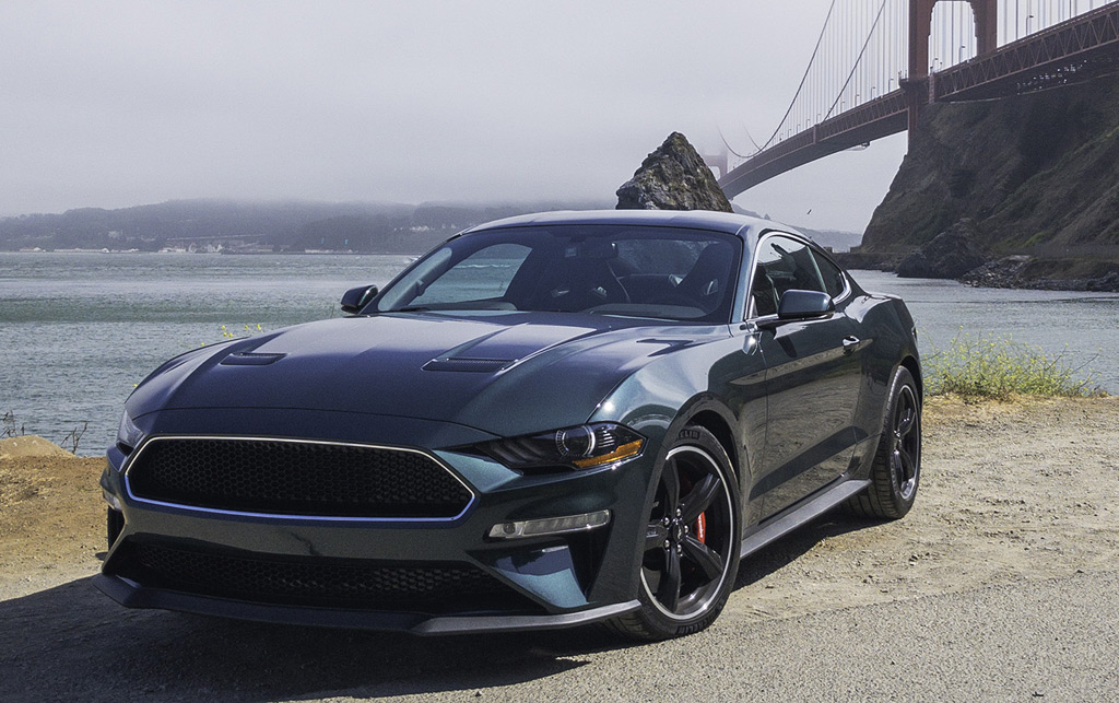 2019 Ford Mustang Bullitt first drive review: noteworthy ...