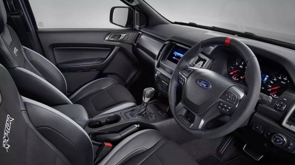 2019 Ford Ranger Raptor debuts with 210-horsepower diesel