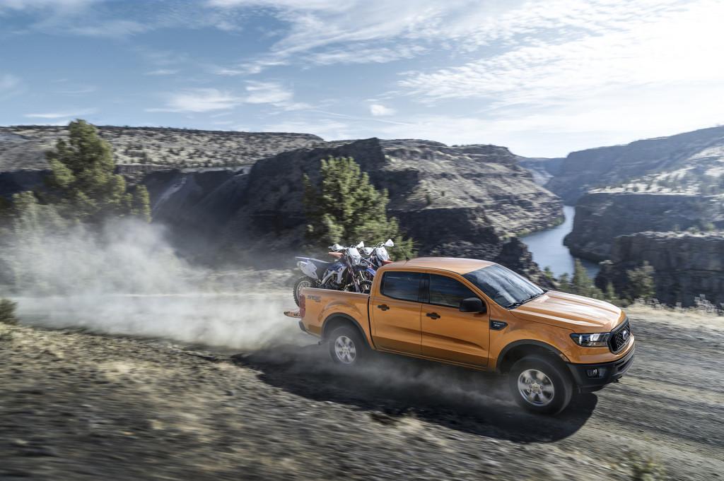 2019 Ford Ranger vs. 2019 Chevrolet Colorado: Compare Trucks