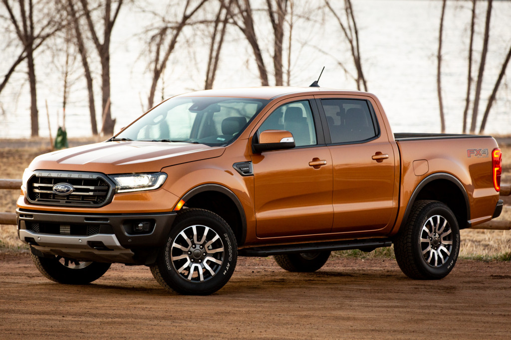 New And Used Ford Ranger Prices Photos Reviews Specs The Car Connection