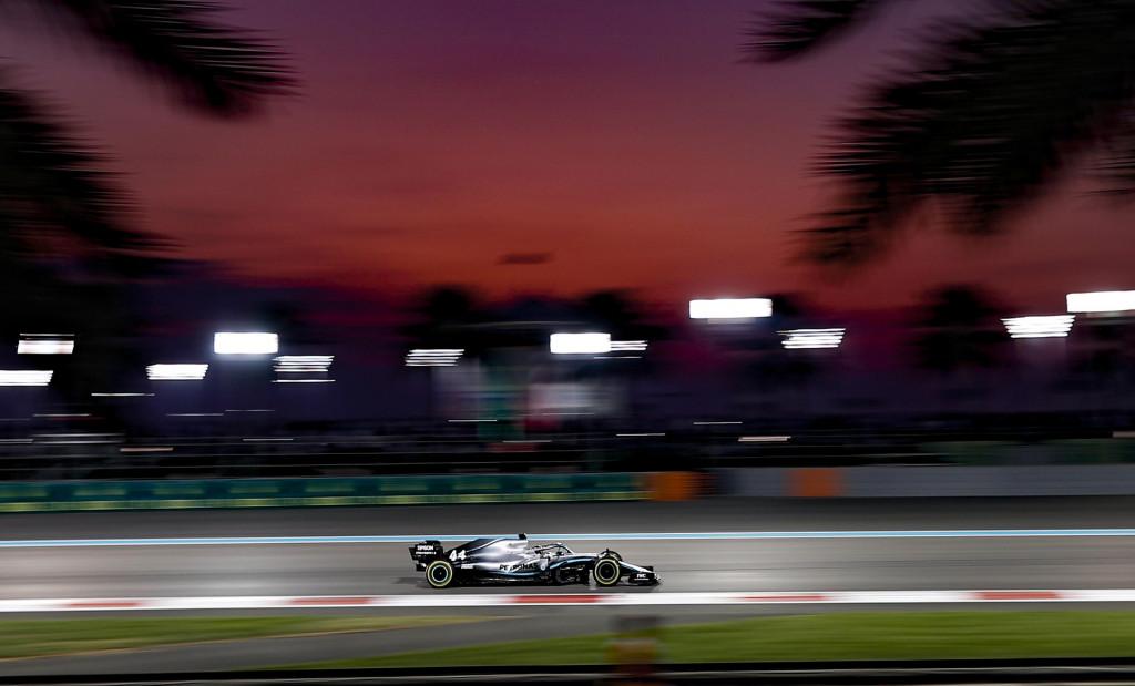 Hamilton ends 2019 Formula One season with Abu Dhabi win