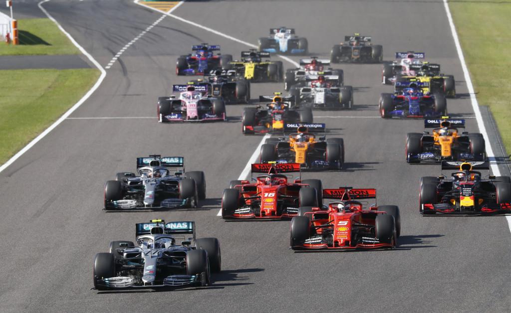 F1 Organizers Confident 2020 Season Will Start In July