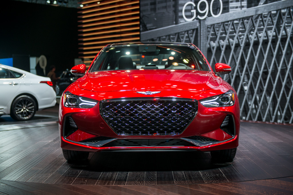 2019 Genesis G70 video preview