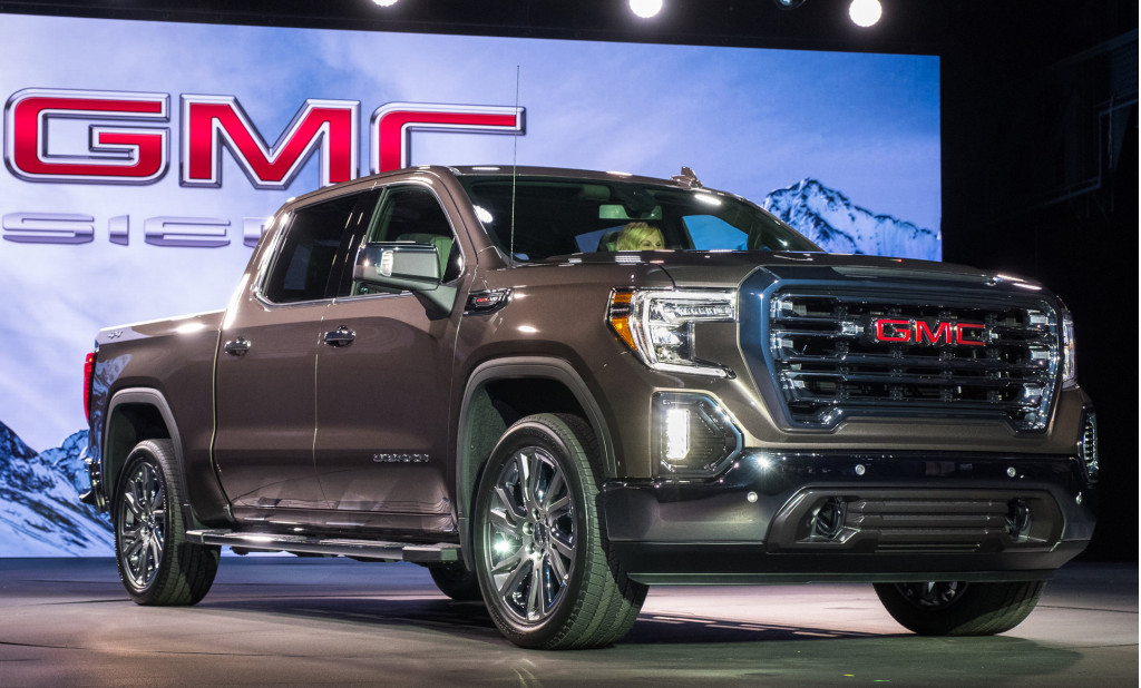 Duramax Cadillac Conversion >> Image: 2019 GMC Sierra 1500, size: 1024 x 618, type: gif, posted on: March 2, 2018, 4:00 am ...