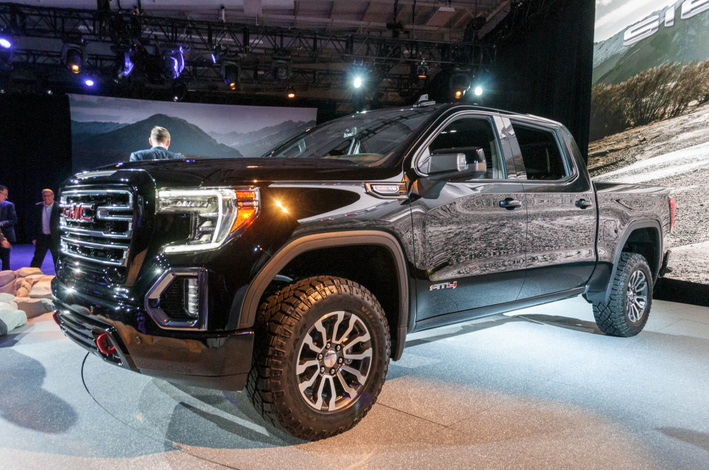 2019 GMC Sierra 1500 AT4, Corvette ZR1, 2019 Lexus UX ...