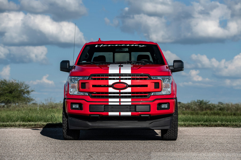 Hennessey Heritage Edition Ford F-150 is your 758-horsepower workhorse