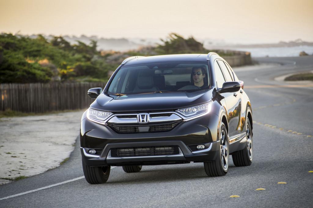 Honda CR-V recall, Mercedes-Benz GLE580 unveiled, Rivian R1T