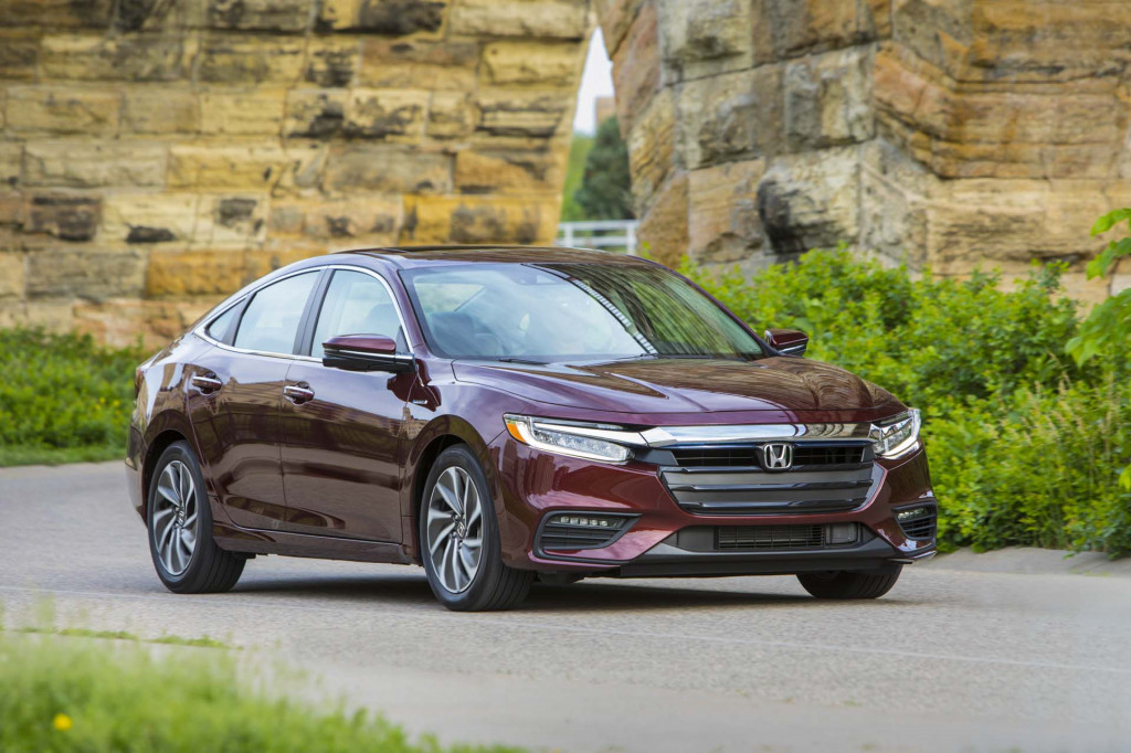 2019 Honda Insight Review Ratings Specs Prices And Photos The Car Connection