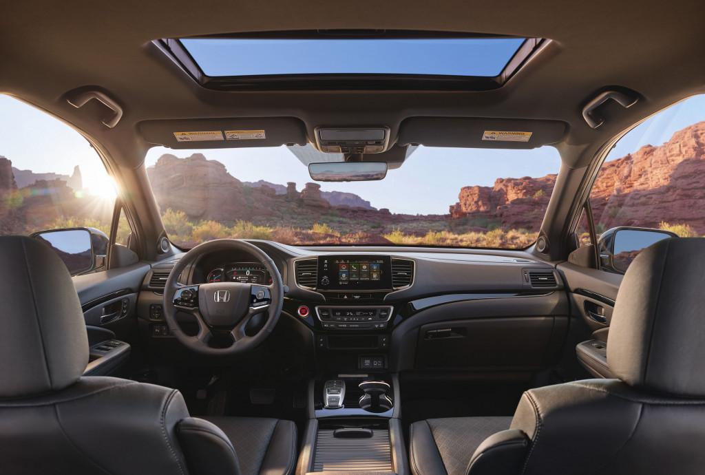 2019 Honda Passport crossover SUV bows at 2018 LA auto show