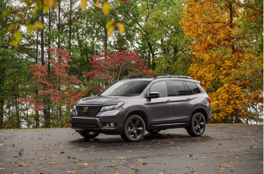 Honda Passport: Best Car To Buy 2020 Nominee