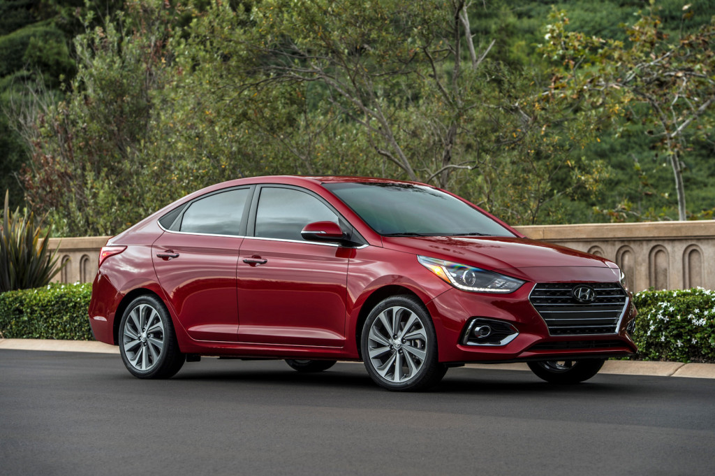 New transmission bumps 2020 Hyundai Accent to EPA-rated 41 mpg on the highway