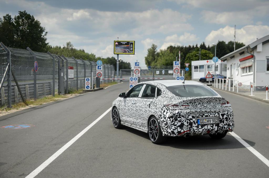 2019 Hyundai i30 Fastback N to debut at 2018 Paris auto show