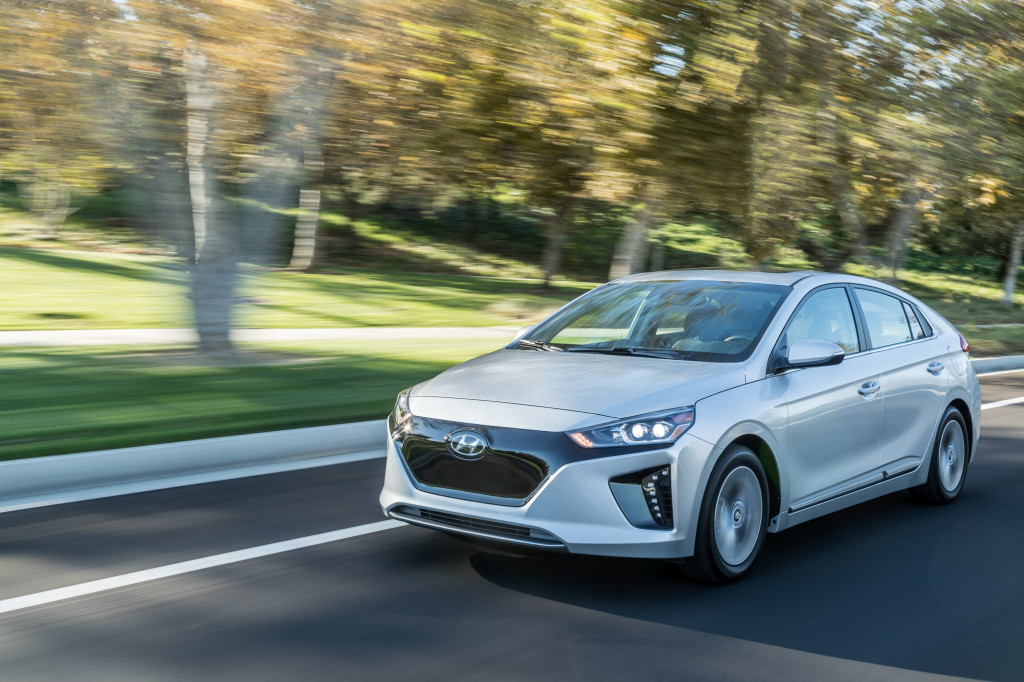 2019 Hyundai Ioniq Review Ratings Specs Prices And Photos The Car Connection