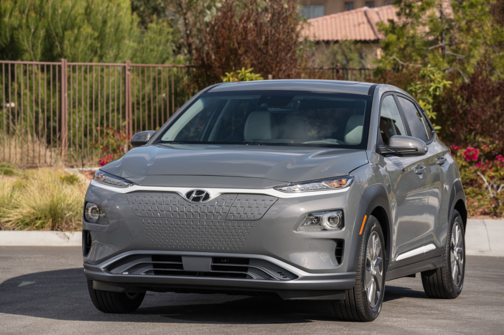 2019 Hyundai Kona Electric First Drive Of Affordable 258 Mile Crossover