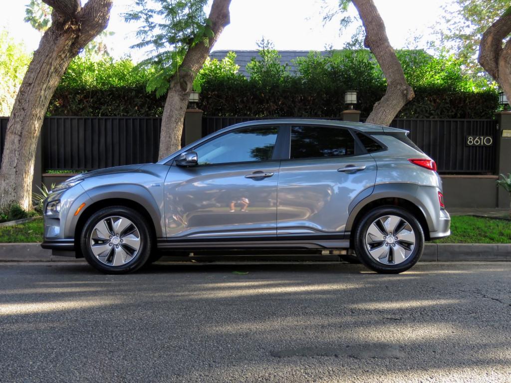 2019 Hyundai Kona Electric - First Drive - Hollywood, CA
