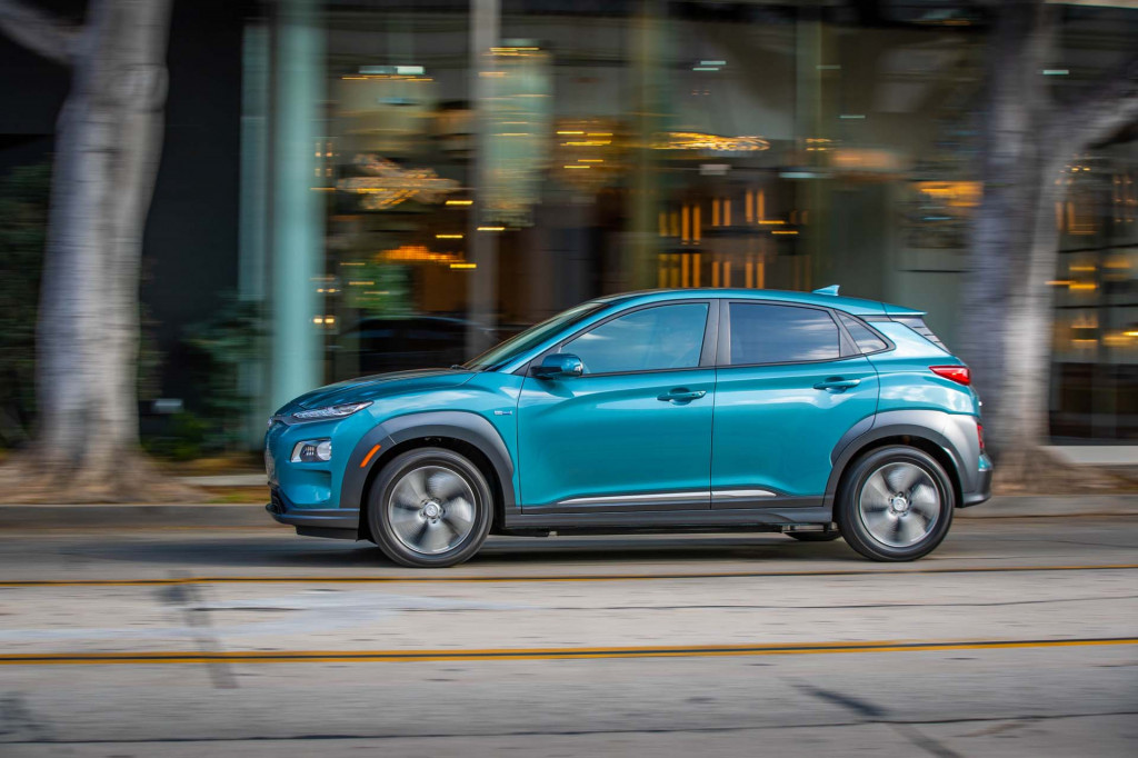 2019 Hyundai Kona Electric Review Ratings Specs Prices And Photos The Car Connection