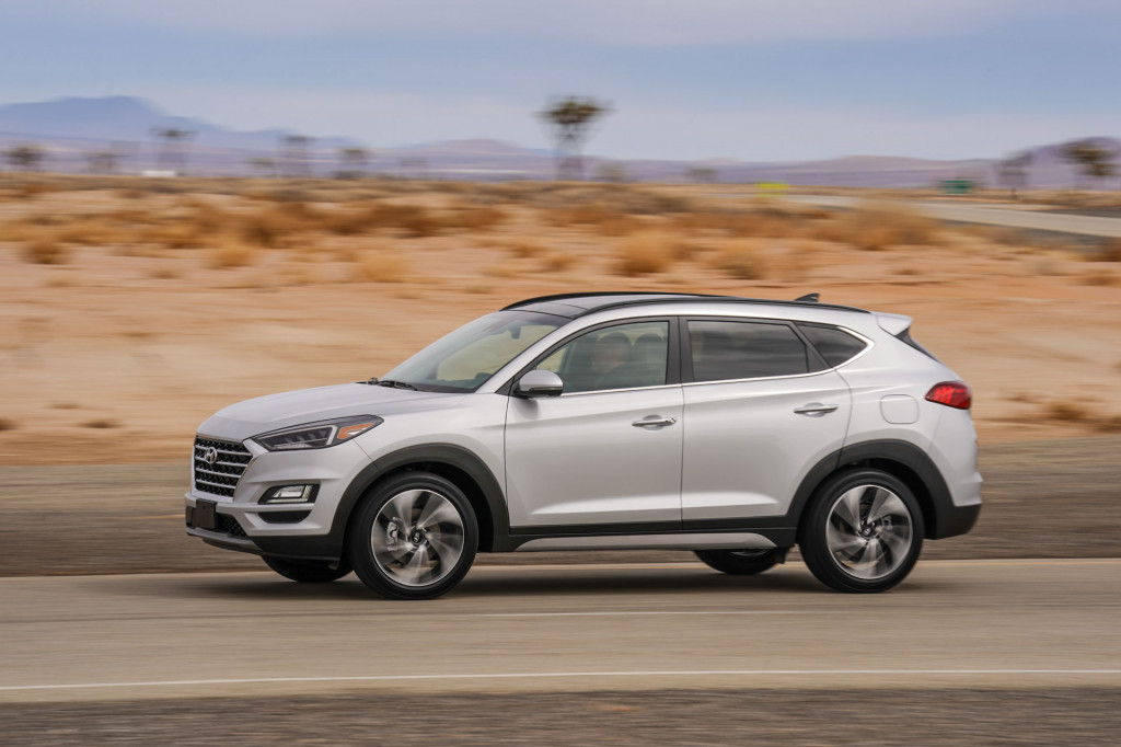 2019 Hyundai Tucson Review, Ratings, Specs, Prices, And Photos   The Car  Connection