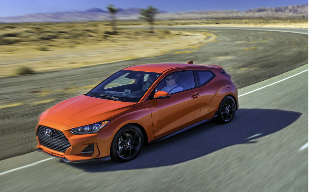 Shifting away: Hyundai drops manual transmissions for 2020 Veloster Turbo, Elantra trims