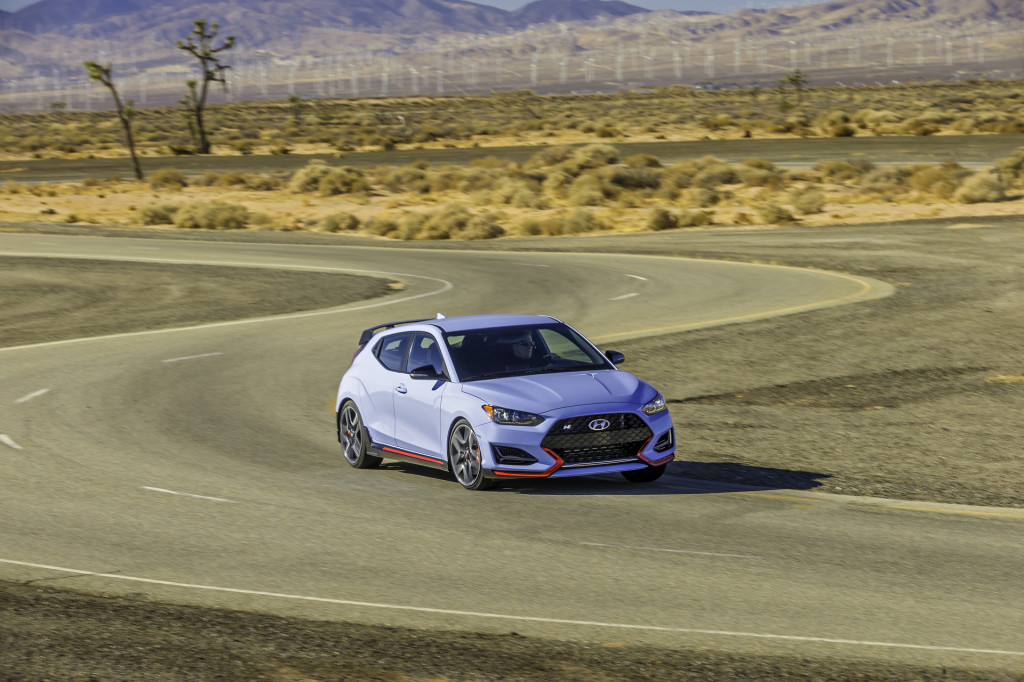 2019 Hyundai Veloster N first drive review: Hot hatch, Korean style