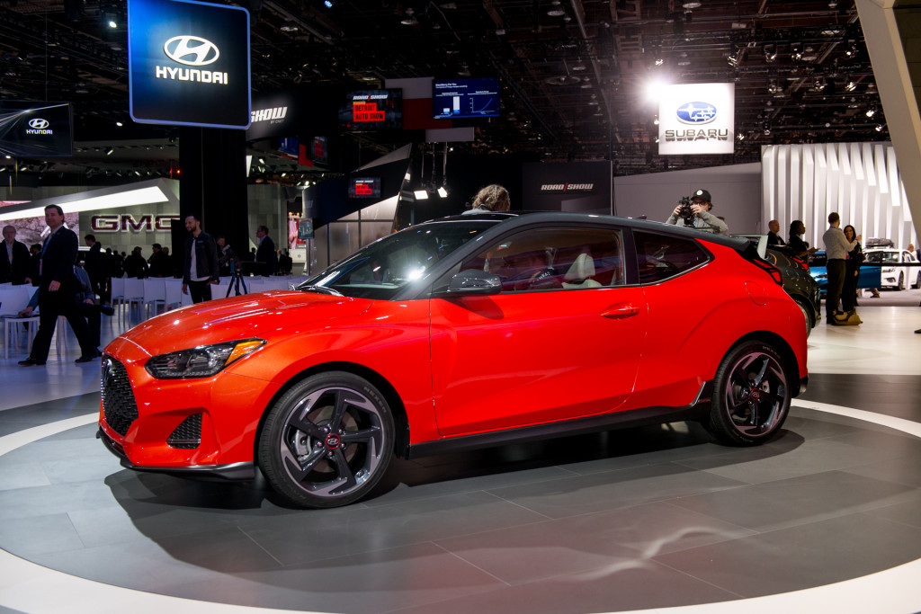 2019 Hyundai Veloster Priced, Ford Mustang GT Performance Package Level 2,  Volvo Drops Diesel: Whatu0027s New @ The Car Connection