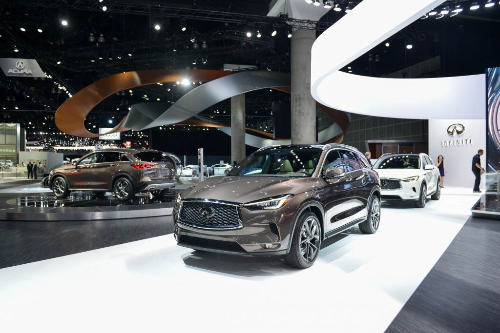 2019 Infiniti QX50 video preview