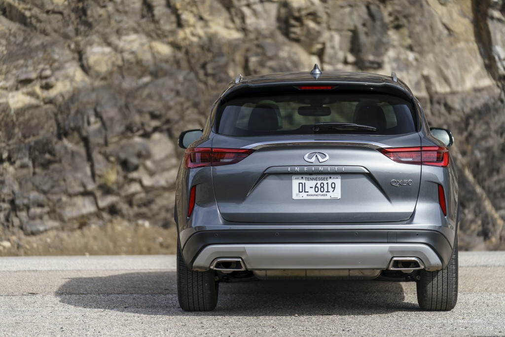 2019 infiniti qx50 first drive review  variable compression  constantly good