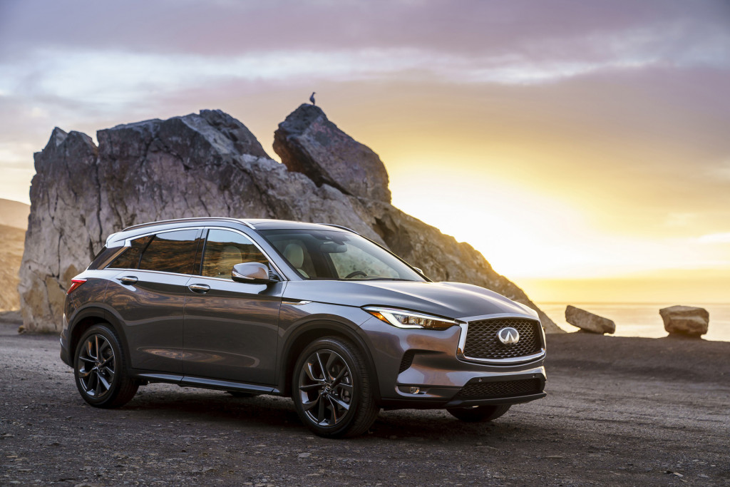 2019 Infiniti QX50: News, Specs, MPG, Price >> 2019 Infiniti Qx50 Review Ratings Specs Prices And