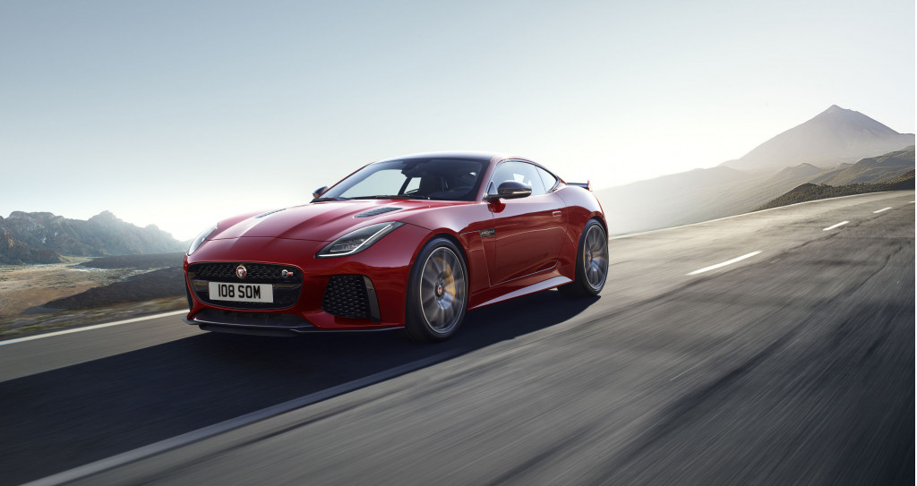 2019 Jaguar F Type Review Ratings Specs Prices And Photos The Car Connection