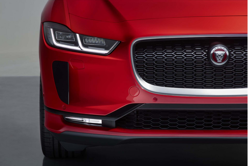 Jaguar J-Pace coming in 2021 on platform shared with next Range Rover