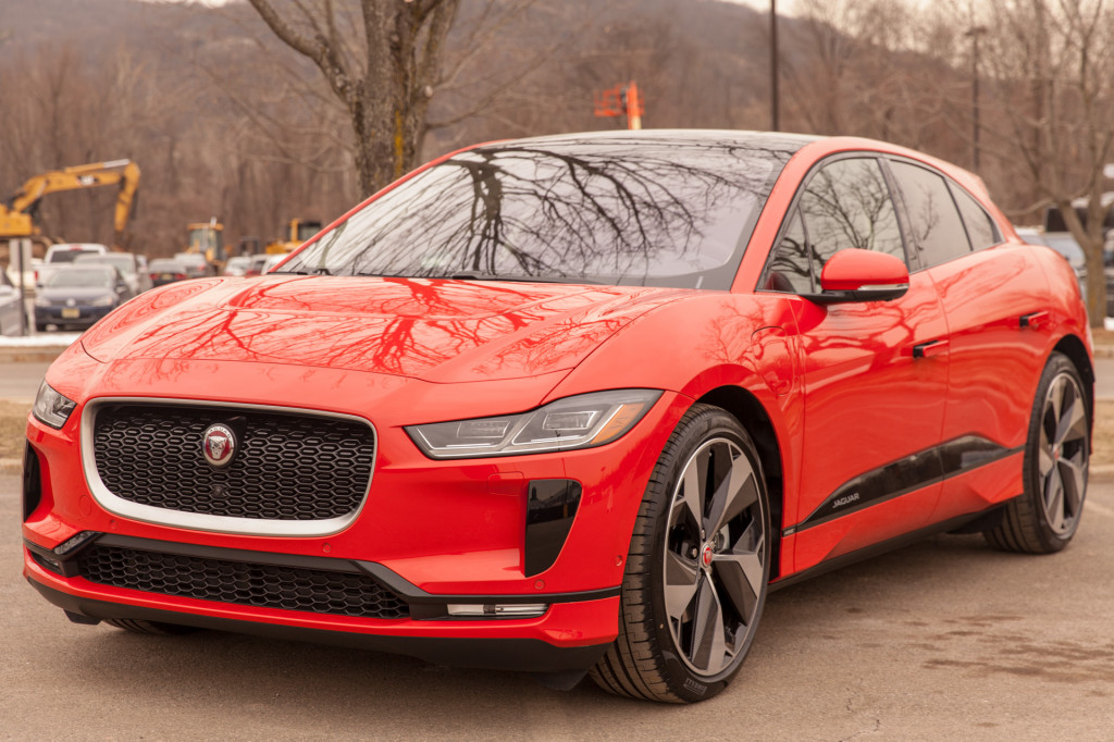 2019 Jaguar I-Pace electric crossover (brief) first drive review: 4:34 to the future