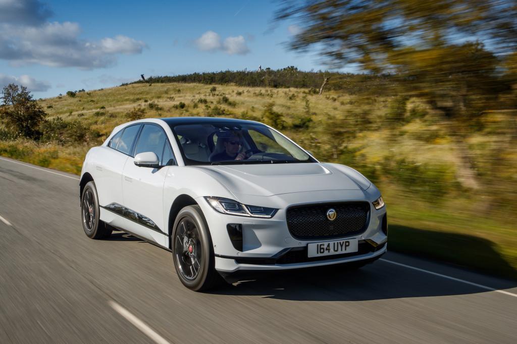 2019 Jaguar I-Pace Vs. Tesla Model X 75D: Compare Electric Cars