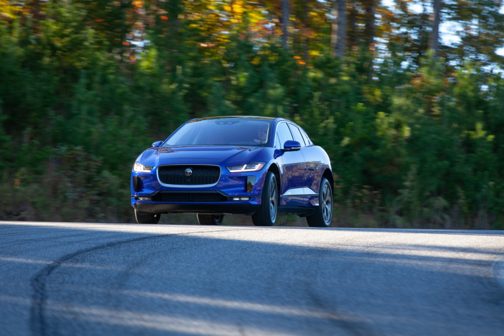 Jaguar I-Pace SVR coming, could hit 60 mph in under two seconds