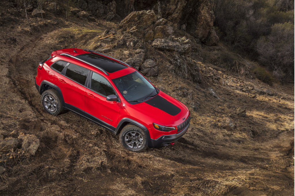 2019 Jeep Cherokee first drive: more conventional, more power, still rugged